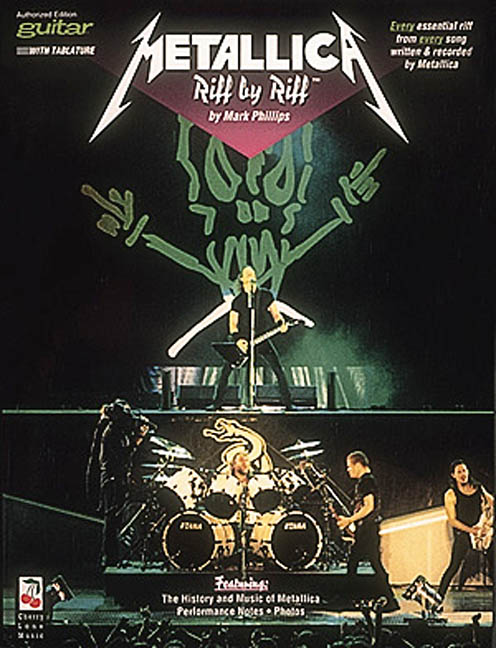 Metallica Riff by Riff By Phillips, Mark